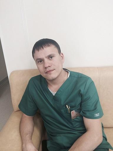 Операция удаления рака простаты Исамков Рустам Маратович