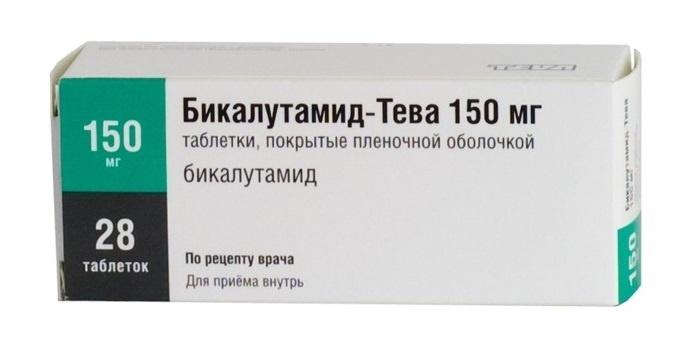 Лечение рака предстательной железы после операции Бикалутамид-Тева