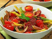 Польза поста от овощного салаталя поста