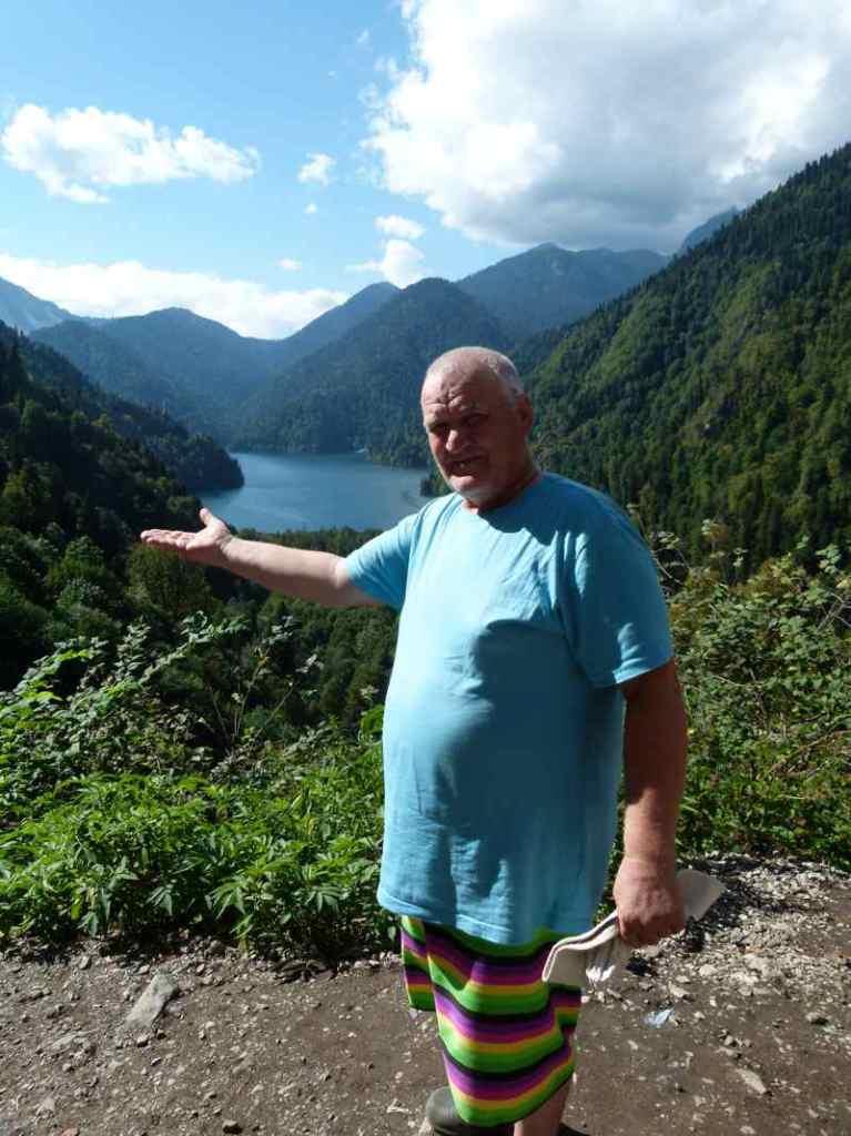 Отдых в Абхазии Озеро Рица