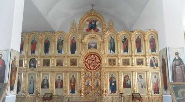 Богородице Казанский храм в Мелеузе