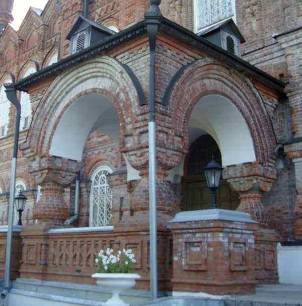 Казанский монастырь в Шамордино