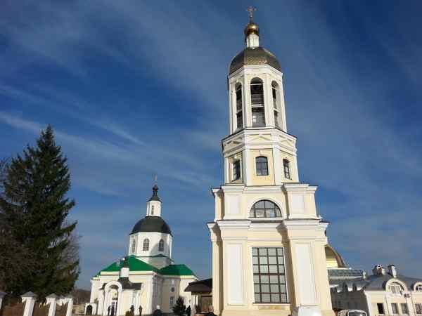 Монастыри Калужской области