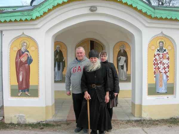 Крыпецкий монастырь Псковская область