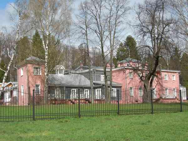 Мураново музей усадьба Тютчевых