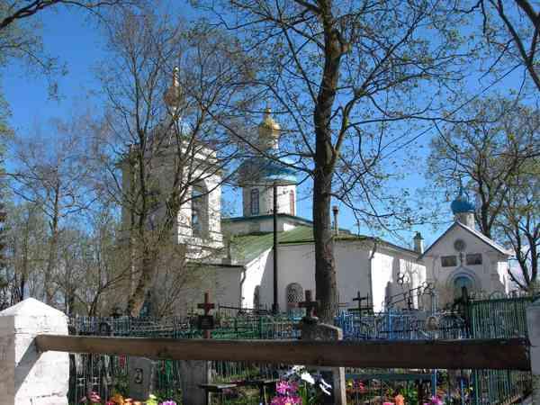 Камно храм Святого Георгия