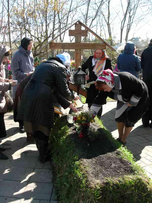 Камно могила В. Мордасаова