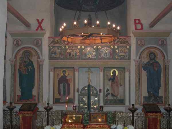 Монастыри Пскова храм Покрова Пресвятой Богородицы