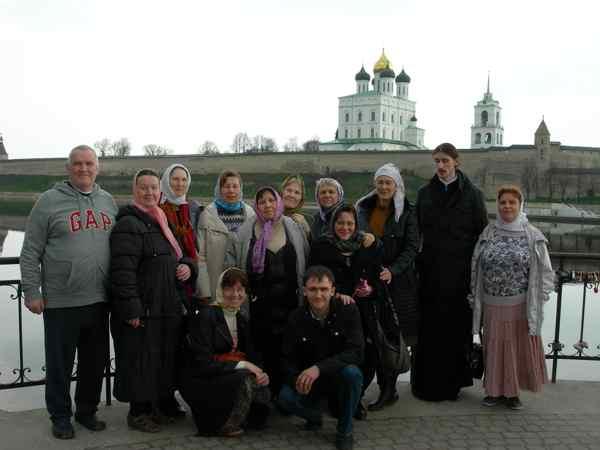Монастыри Пскова, Кремль