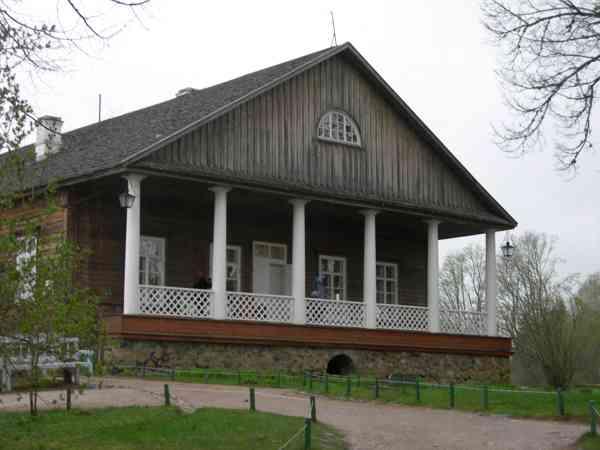 Михайловское музей заповедник