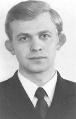 Головяшкин Александр, ОСХИ 1966-1971