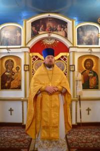 Иерей Михаил Яковлев Орская епархия
