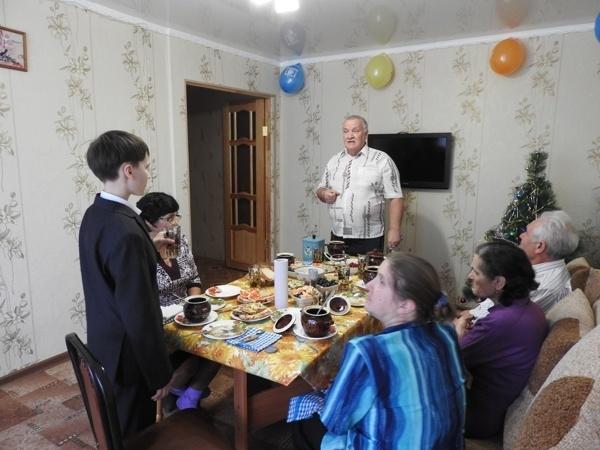 День Рождения Ильдара