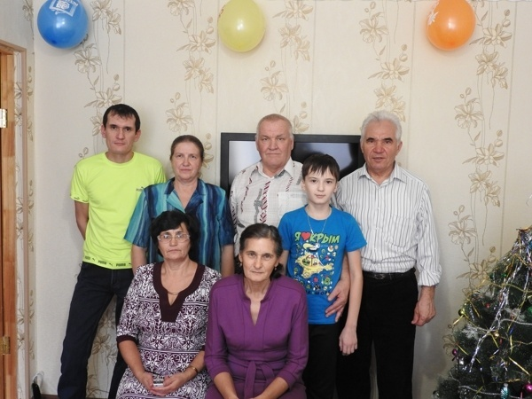День Рождения Ильдара 13 лет