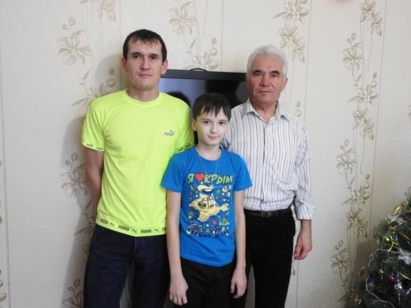 Два отца и два сына
