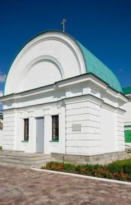Свирский монастырь история