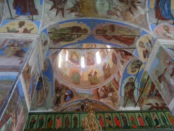 Троицкий собор Свирского монастыря
