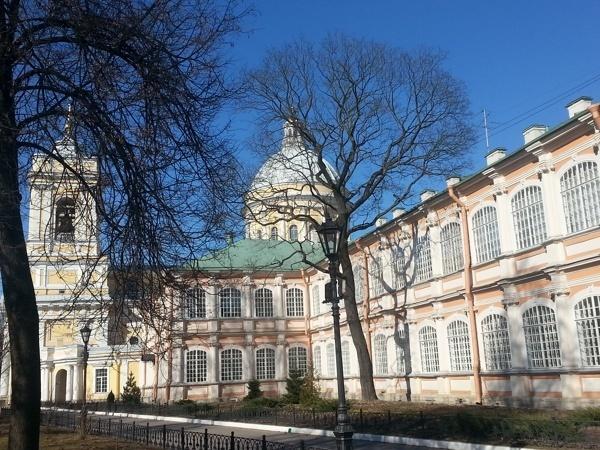 Александро-Невская лавра экскурсии