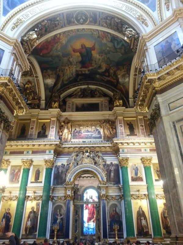 Исаакиевский собор экскурсия цена