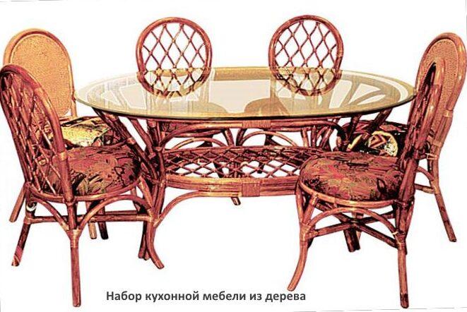 Гарнитуры кухонной мебели