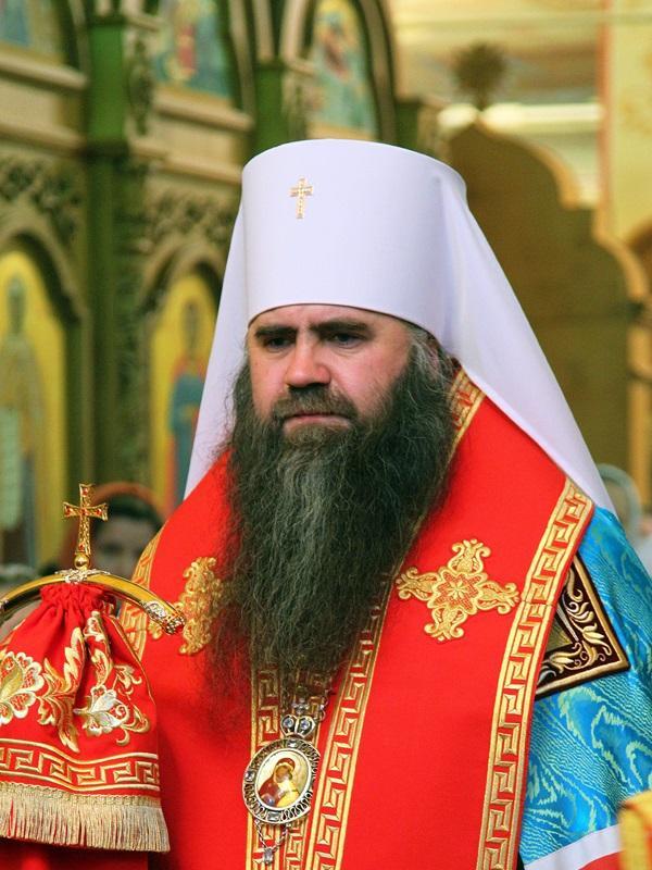 Митрополит Нижегородский Георгий
