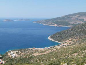 Средиземное море Турция