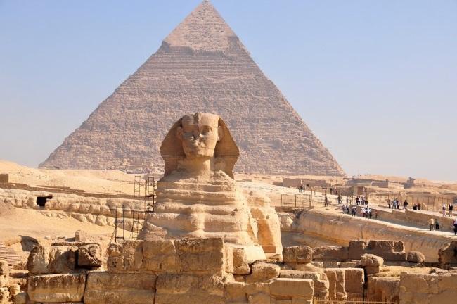 Сфинкс загадка Египта