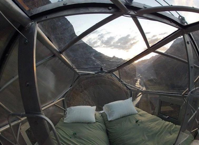Мини-отель скала Перу