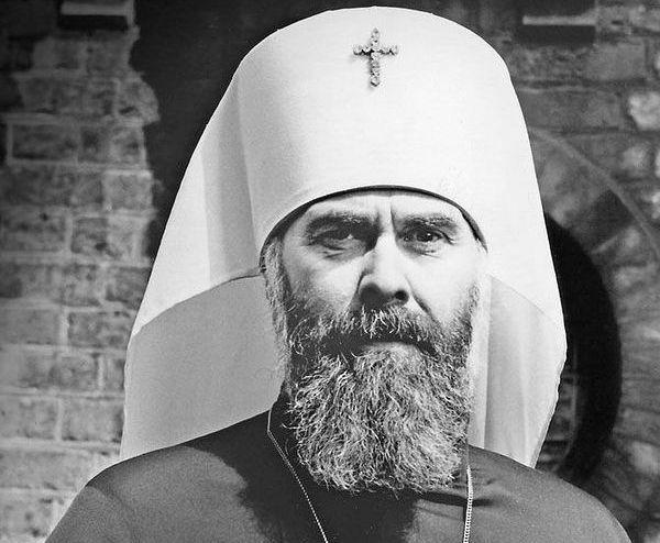 Митрополит Антоний Сурожский проповеди