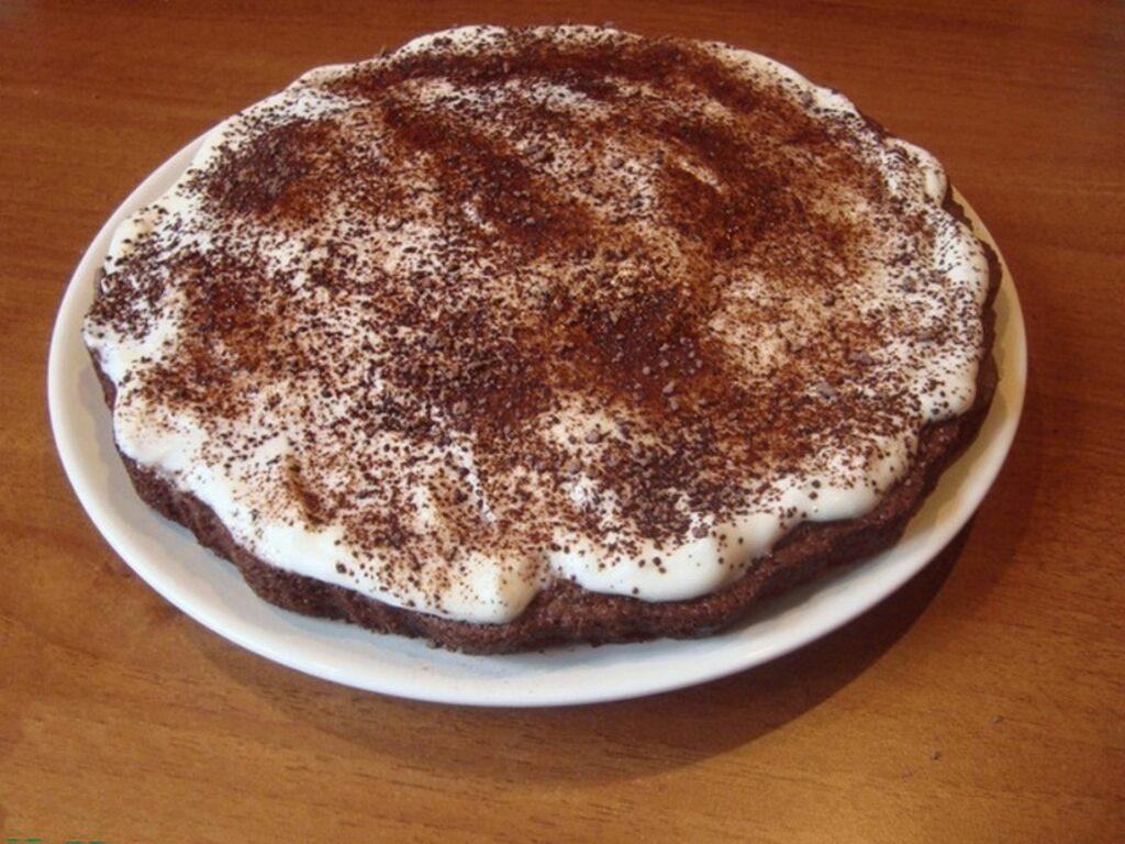 Рецепт теста из соды, соли, кефира, муки для торта
