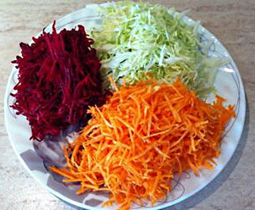 Как быстро очистить кишечник салатом метелкой