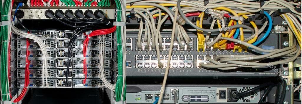 Серверное помещение ГОСТ