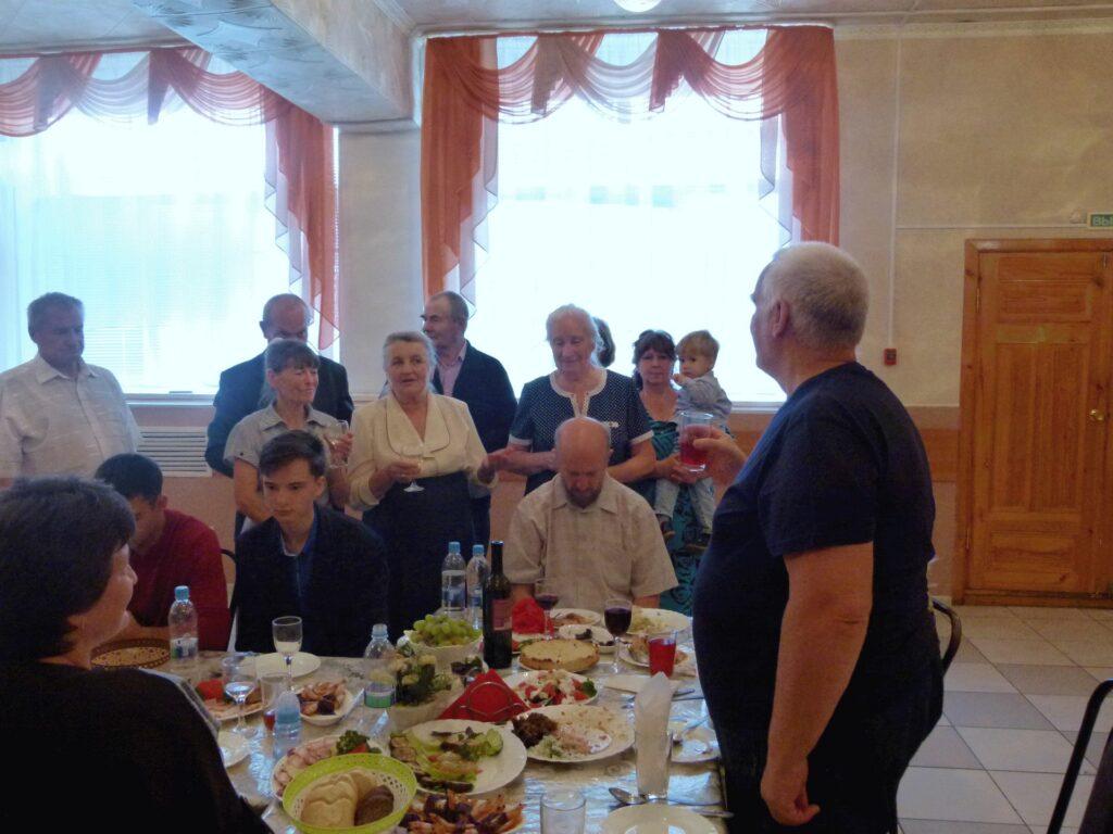Поздравление юбиляра с 70 летием