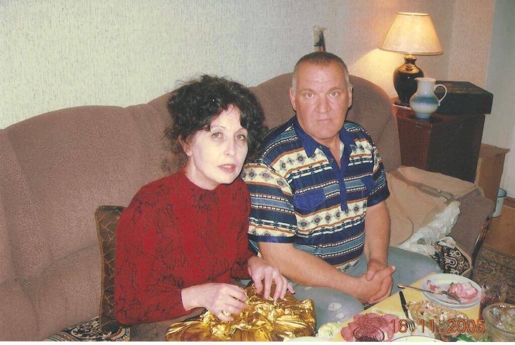 Супруги Яковлевы