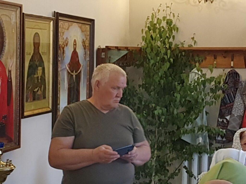Удаление рака предстательной железы у Яковлева Юрия