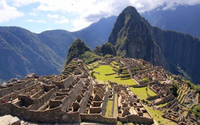 Мачу-Пикчу – древний город инков