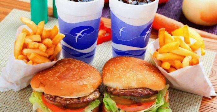 Фастфуд вредная еда для организма