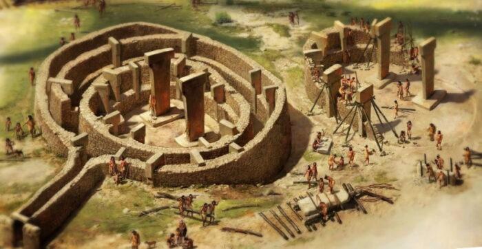 Тайны древних цивилизаций строительство храма Гёбекли-Тепе