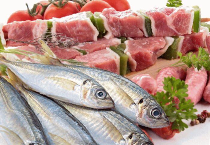 Какие продукты мы едим вредные — мясо и рыба