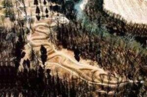 Загадки древних цивилизаций Змеиный курган в Огайо
