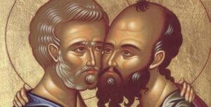 Про апостолов Петра и Павла