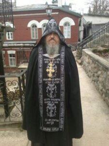 Никон Псково-Печерский монастырь